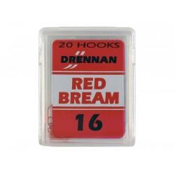 Haczyki Drennan Red Bream nr. 16
