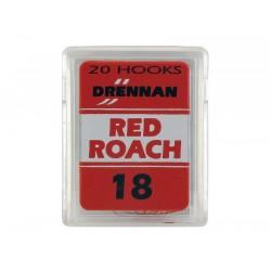 Haczyki Drennan Red Roach nr. 16
