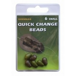 Zapinka do METHOD Drennan QUICK CHANGE BEADS mini 6szt.