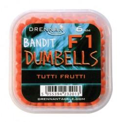 Pellet drennan dumbells tutti frutti 6mm