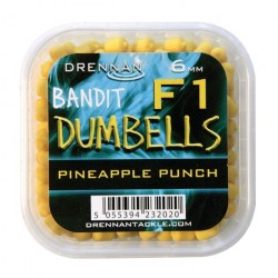 Pellet drennan dumbells pineapple punch 6mm