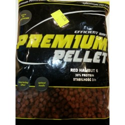 PELLET LORPIO RED HALIBUT 6MM