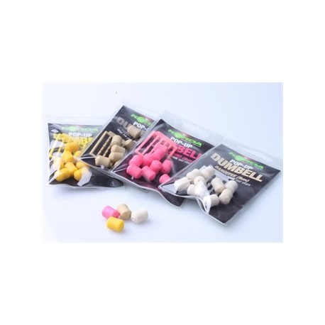 POP-UP KORDA DUMBELL PELLET-BANOFFEE 8MM