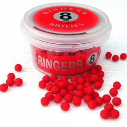 KULKI RINGERS RED SHELLFISH BOILIES 8mm