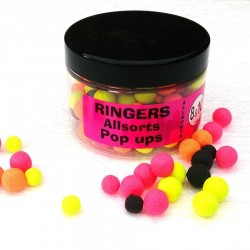 KULKI RINGERS POP-UPS 8 & 10 mm ALLSORTS