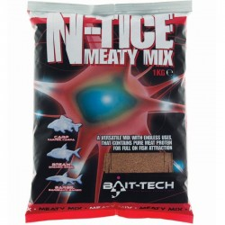 ZANĘTA BAIT-TECH N-TICE MEATY MIX 1KG