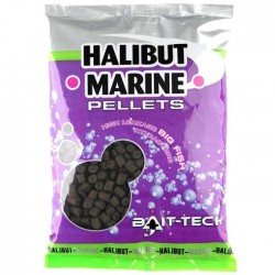 PELLET BAIT-TECH MARINE HALIBUT 2MM