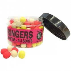 KULKI RINGERS ORANGE CHOCOLATE 10MM