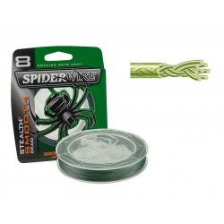 PLECIONKA SPIDERWIRE 0,40 mm-150m color:green