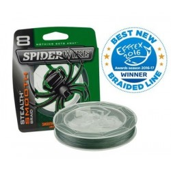 PLECIONKA SPIDERWIRE -150m color:green