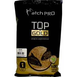 ZANĘTA MATCH PRO TOP GOLD-PŁOĆ 1KG