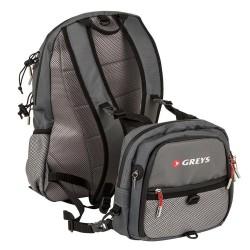 Plecak z przednią saszetką Greys 1436374