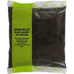 CRUSH PELLET LORPIO-BLACK HALIBUT