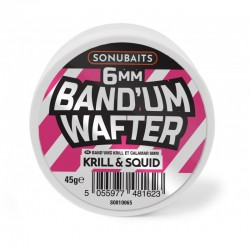 SUNUBAITS BAND'UM WAFTERS 6 mm -Krill & Squid