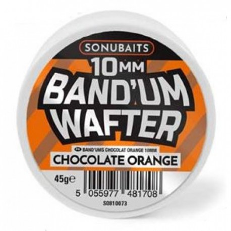 SUNUBAITS BAND'UMWAFTERS 6 mm - Chocolate Orange