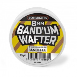 DUMBELL SONUBAITS BAND''UM 8 mm WAFTERS BANOFFEE