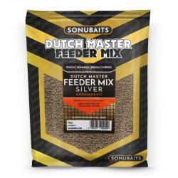 Sonubaits Dutch Master Feeder Mix 2kg - SILVER