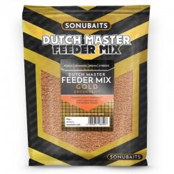 Sonubaits Dutch Master Feeder Mix 2kg - GOLD